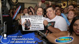 Foto Quintal da Clube com Simone & Simaria 32