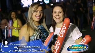 Foto Quintal da Clube com Simone & Simaria 33