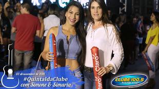 Foto Quintal da Clube com Simone & Simaria 36