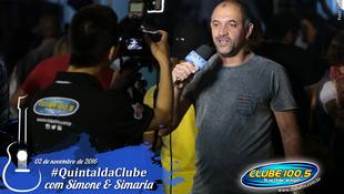 Foto Quintal da Clube com Simone & Simaria 37