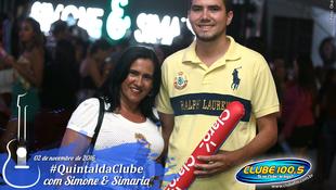 Foto Quintal da Clube com Simone & Simaria 38
