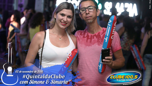 Foto Quintal da Clube com Simone & Simaria 40
