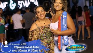 Foto Quintal da Clube com Simone & Simaria 41