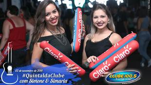Foto Quintal da Clube com Simone & Simaria 42