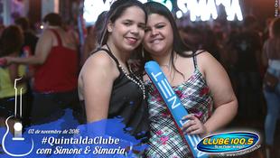 Foto Quintal da Clube com Simone & Simaria 43