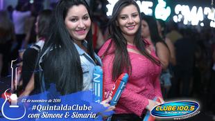 Foto Quintal da Clube com Simone & Simaria 44