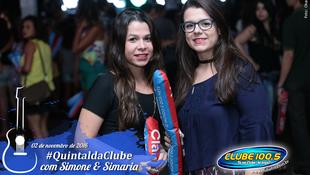 Foto Quintal da Clube com Simone & Simaria 45