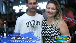 Foto Quintal da Clube com Simone & Simaria 47