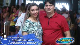 Foto Quintal da Clube com Simone & Simaria 49