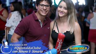 Foto Quintal da Clube com Simone & Simaria 50