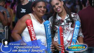 Foto Quintal da Clube com Simone & Simaria 51