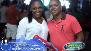 Foto Quintal da Clube com Simone & Simaria 52