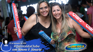 Foto Quintal da Clube com Simone & Simaria 54