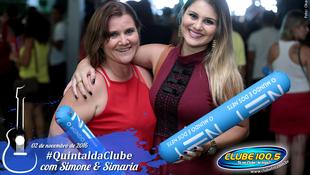 Foto Quintal da Clube com Simone & Simaria 55
