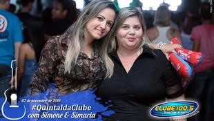 Foto Quintal da Clube com Simone & Simaria 57