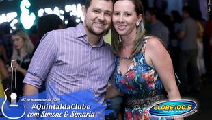 Foto Quintal da Clube com Simone & Simaria 58