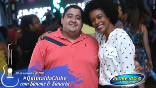 Foto Quintal da Clube com Simone & Simaria 60