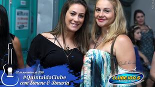 Foto Quintal da Clube com Simone & Simaria 61
