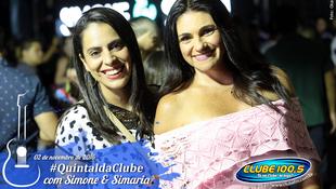 Foto Quintal da Clube com Simone & Simaria 63
