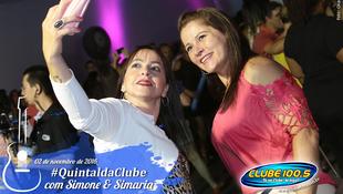 Foto Quintal da Clube com Simone & Simaria 64