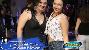 Foto Quintal da Clube com Simone & Simaria 66