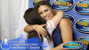 Foto Quintal da Clube com Simone & Simaria 67