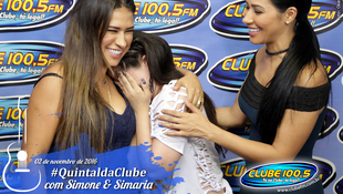 Foto Quintal da Clube com Simone & Simaria 69