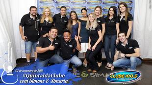 Foto Quintal da Clube com Simone & Simaria 70