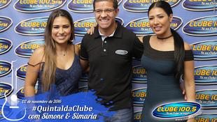 Foto Quintal da Clube com Simone & Simaria 72