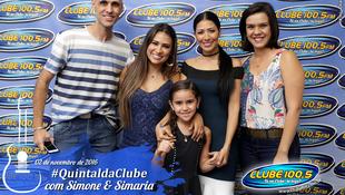 Foto Quintal da Clube com Simone & Simaria 75