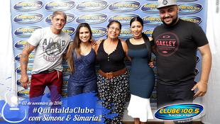 Foto Quintal da Clube com Simone & Simaria 78