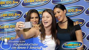 Foto Quintal da Clube com Simone & Simaria 80