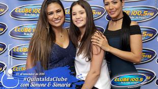 Foto Quintal da Clube com Simone & Simaria 81