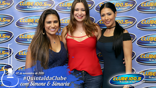Foto Quintal da Clube com Simone & Simaria 82