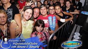 Foto Quintal da Clube com Simone & Simaria 86