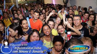 Foto Quintal da Clube com Simone & Simaria 87