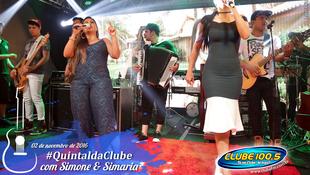 Foto Quintal da Clube com Simone & Simaria 92