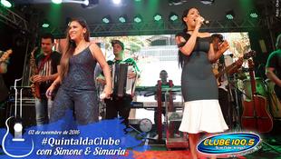Foto Quintal da Clube com Simone & Simaria 93