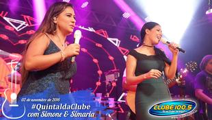 Foto Quintal da Clube com Simone & Simaria 102
