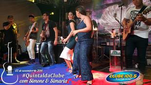Foto Quintal da Clube com Simone & Simaria 108