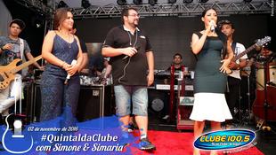 Foto Quintal da Clube com Simone & Simaria 109
