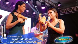 Foto Quintal da Clube com Simone & Simaria 114