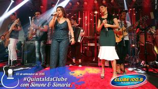 Foto Quintal da Clube com Simone & Simaria 117