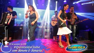 Foto Quintal da Clube com Simone & Simaria 118