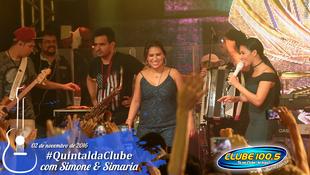 Foto Quintal da Clube com Simone & Simaria 137