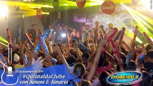 Foto Quintal da Clube com Simone & Simaria 139