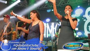 Foto Quintal da Clube com Simone & Simaria 142
