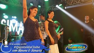 Foto Quintal da Clube com Simone & Simaria 143