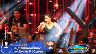 Foto Quintal da Clube com Simone & Simaria 144