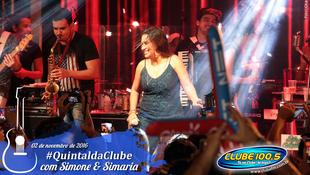 Foto Quintal da Clube com Simone & Simaria 146